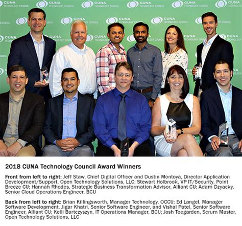 cuna technology council 2019 conference detail