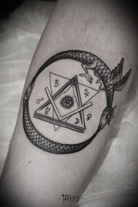 tatuajes de ouroboros para belagoria la web de