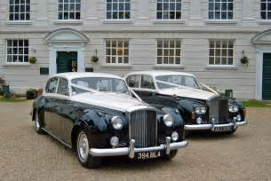 Bentley Hire For Wedding Bentley S2 Wedding Car Classic Black White Wedding Car