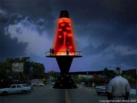 world s largest lava l 60 ft urban lava ls psychedelic tourist attractions