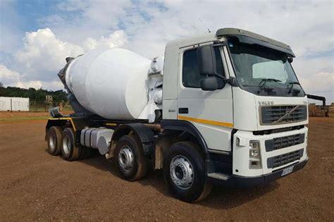 volvo truck parts south africa 2004 volvo fm 9 340 8m3 mixer concrete mixer truck trucks