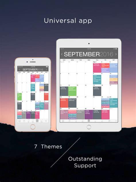 I Calendar App Icalendar App Voor Iphone En Ipod Touch Appwereld