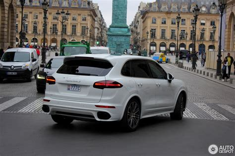 2017 porsche cayenne turbo s porsche 958 cayenne turbo s mkii 15 april 2017 autogespot