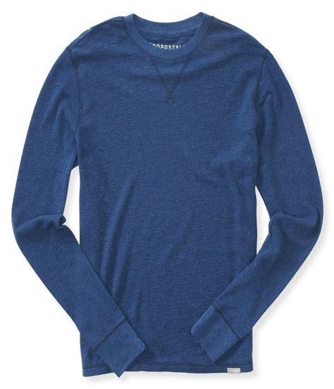 Aeropostale Sweater aeropostale mens solid thermal sweater mens apparel