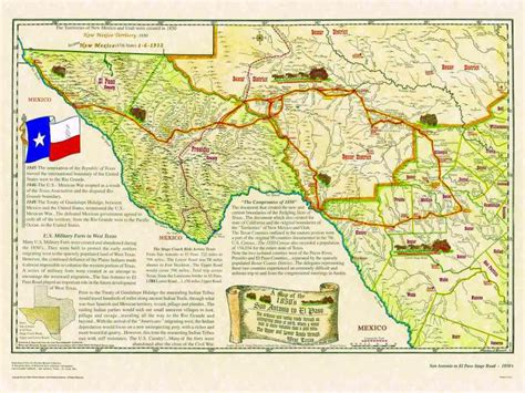 texas map 1850 historical texas maps texana series