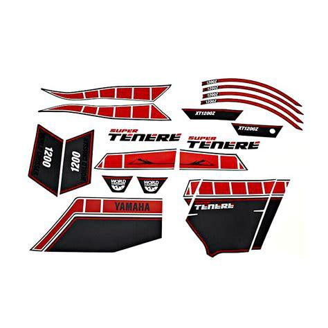 Yamaha Xt 600 Aufkleber Set by Shop 2ri De Yamaha T 233 N 233 R 233 Worldcrosser Sticker Set