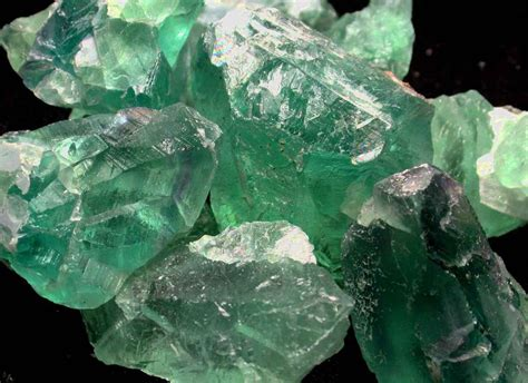 Green Brazil Fluorite home richmark imports