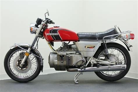 Herkules Motorrad by Rotary Motorcycle 1975 Hercules W 2000