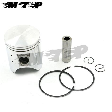 Piston Kit 1 Daisho crm250 crm 250 engine parts piston kit with pin rings set for honda crm250 cylinder std