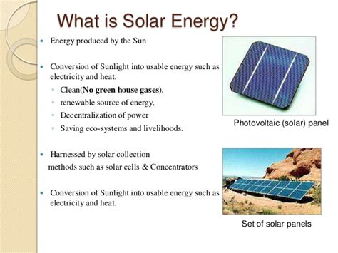what is the purpose of solar panels solar energy dssc technology