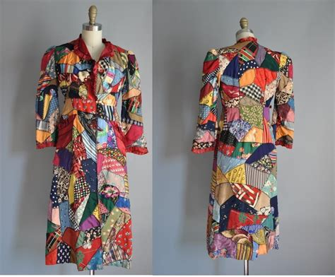 Patchwork Clothing Patterns - 17 best images about jackets patchwork and quilted on