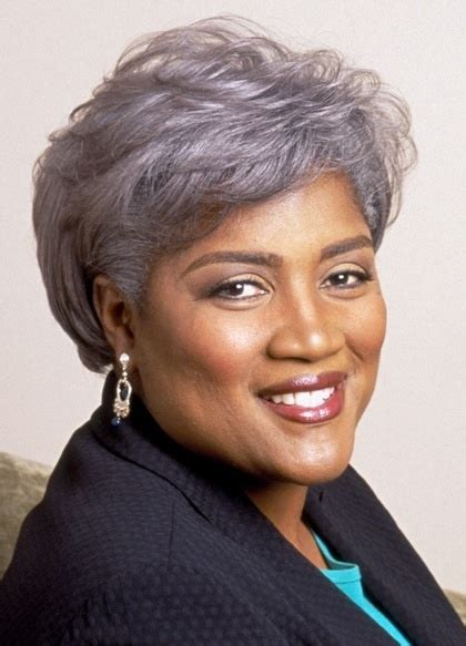 cnn reporter side gray hair dyed donna brazile another woman who looks great with her