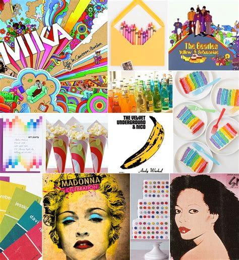 pop painting inspiration and thursday beats pop art camille styles