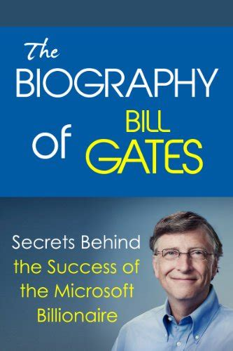 bill gates authorized biography book biographies and autobiographies of famous people