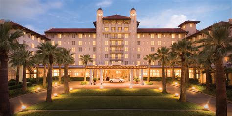 4 most special hotels in galveston tx hotel hotel galvez spa