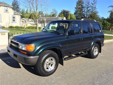 Used Toyota Land Cruiser For Sale By Owner 1994 Toyota Land Cruiser For Sale By Owner In Los
