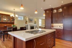 cherry kitchen traditional kitchen other metro by