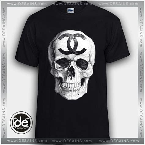 Skull Logo T Shirt cheap shirt dress skull logo fashion brand tshirt