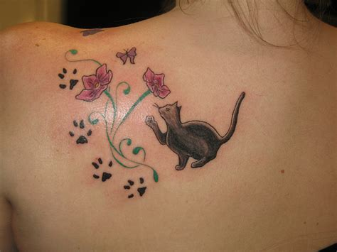 cat print tattoo designs 100 wonderful cat tattoos