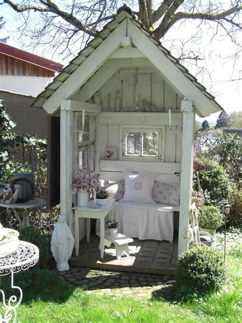 Selber Bauen Gartenhaus 2896 die besten 25 kleines gartenhaus ideen auf