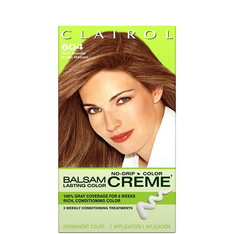 clairol balsam color clairol balsam hair color laurensthoughts