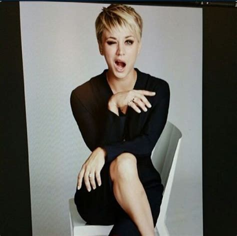 kaley kuko sweeting pixie 25 best images about kaley cuoco short hair inspiration