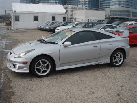 Toyota Celica For Sale By Owner 2002 Toyota Celica For Sale