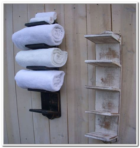 Small Bathroom Towel Storage Home Design Ideas Small Bathroom Towel Storage