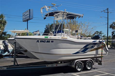 boat trailer parts west palm beach used 2003 pro kat 2000 boat for sale in west palm beach