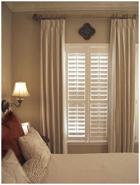 curtains with blinds ideas window treatments ideas window treatment bedroom
