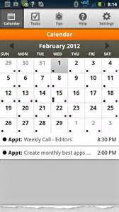 Yahoo Calendar Android Day Timer Plan2go Sync Outlook Yahoo Calendars