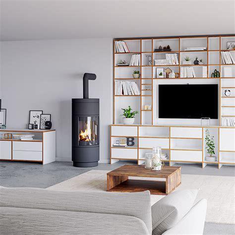 wohnzimmer calgary holzconnection individuelle m 246 bel f 252 r das wohnzimmer