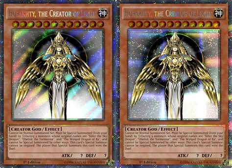 horakhty the creator of light secret by