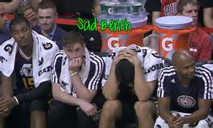 sad bench game 6 of 82 utah jazz at chicago bulls 0 6 jazzfanatical