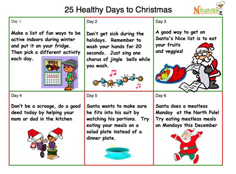 easy steps to a healthy holiday season with your kids