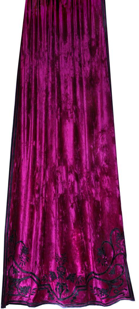 pink velvet curtains luxury velvet curtains