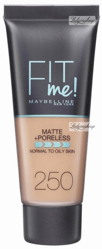 Maybelline Fit Me Foundation Di Counter maybelline fit me liquid foundation for normal to skin podk蛯ad matuj艱cy do twarzy