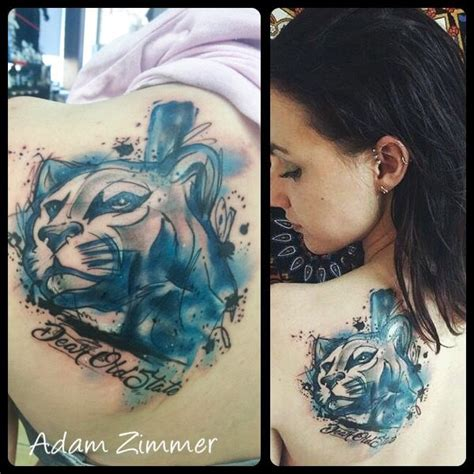 tattoo pen st 107 best tattoos by adam zimmer images on pinterest