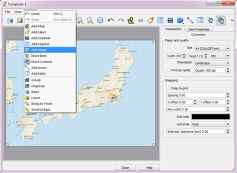 qgis tutorial scale quantum gis qgis tutorials tutorial making maps for