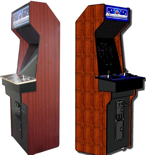 slim arcade cabinet scifihits