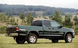 Toyota Tundra Warranty Toyota Extends Rust Warranty For 2000 2003 Tundra Frame