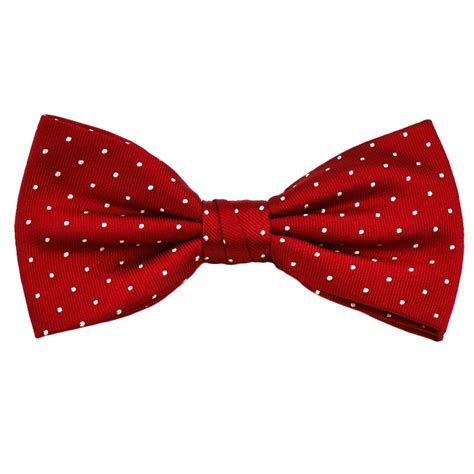 bow ties white polka dot silk bow tie from ties planet uk