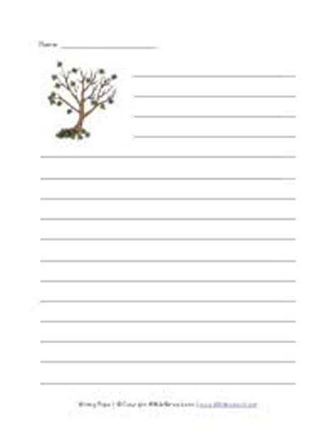 fall themed writing paper seasonal and writing paper all network