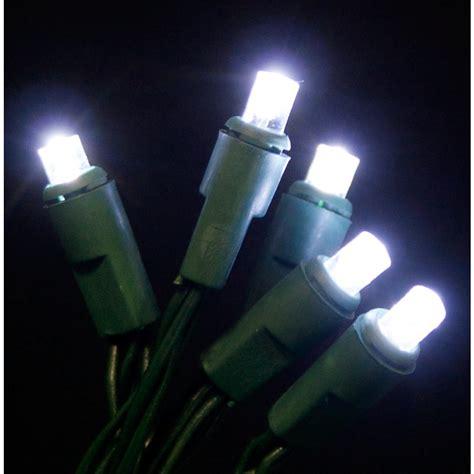 battery lights 10 led cool white 08600