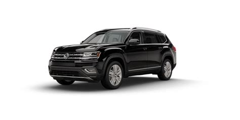 black volkswagen atlas 2018 volkswagen atlas exterior paint color options