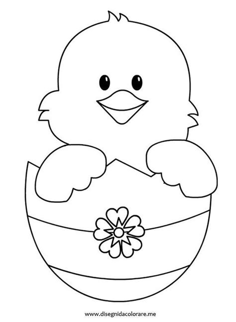 easter chick coloring pages and coloring on pinterest