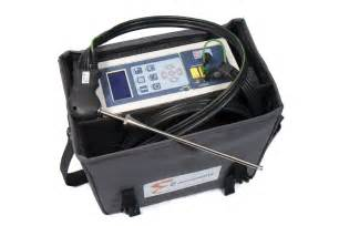Emissions Tester by Portable Combustion Gas Emissions Analyzer