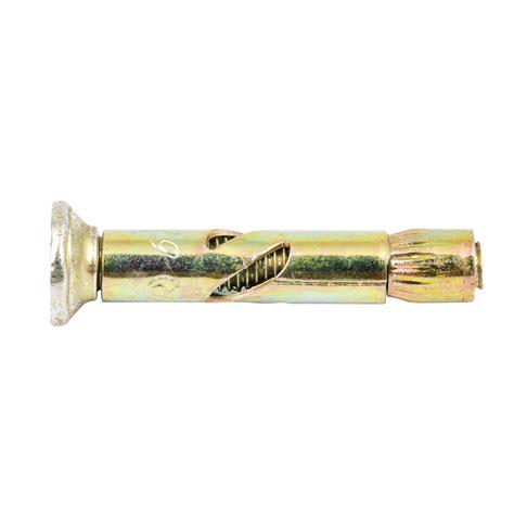 Ramset Dynabolt ramset 6 x 34mm flat dynabolt plus bolt ebay