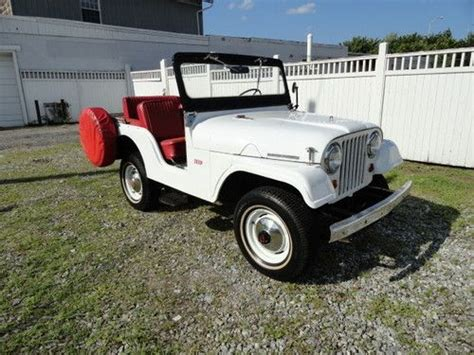 1964 Jeep Cj5 Buy Used 1964 Jeep Cj5 Tuxedo Park In Bridgeport