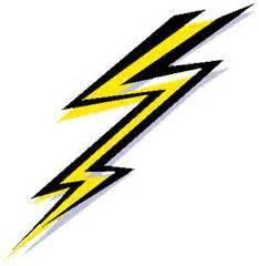 Lightning Drawing Lightning Bolt Drawings Clipart Best